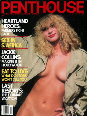 Penthouse Magazine - July 1987