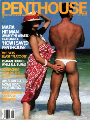 Penthouse Magazine - August 1987
