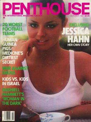 Penthouse Magazine - October 1987