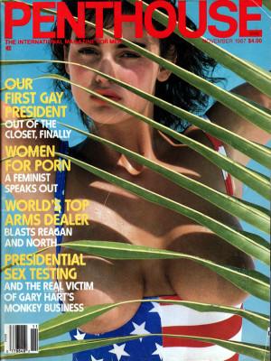 Penthouse Magazine - November 1987