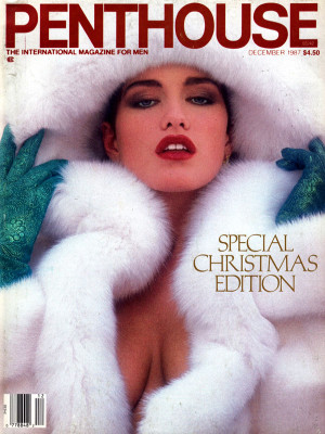 Penthouse Magazine - December 1987