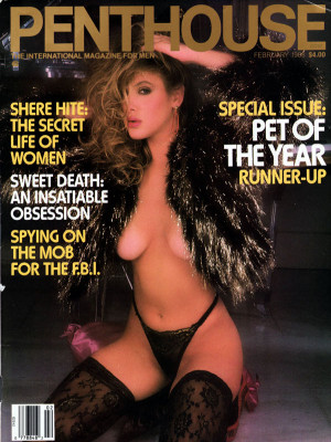 Penthouse Magazine - February 1988