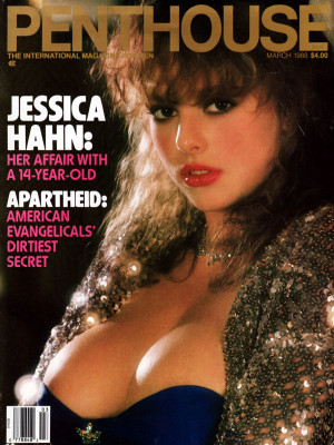 Penthouse Magazine - March 1988
