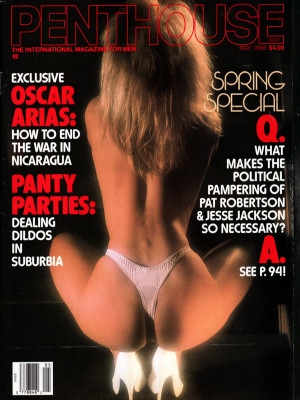 Penthouse Magazine - May 1988