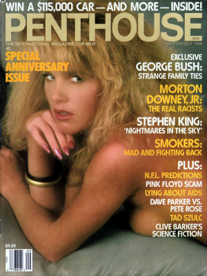 Penthouse Magazine - September 1988