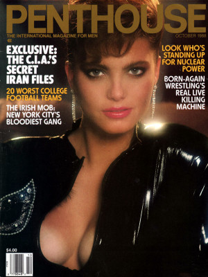 Penthouse Magazine - October 1988