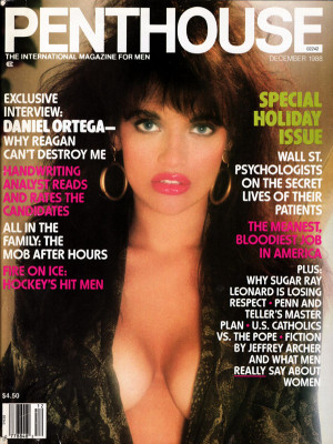 Penthouse Magazine - December 1988