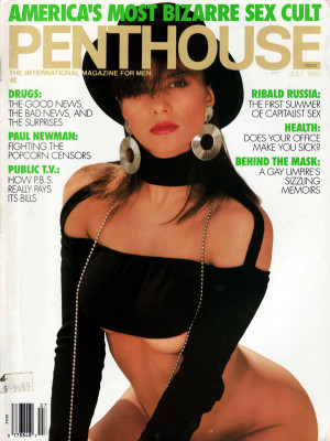 Penthouse Magazine - July 1990
