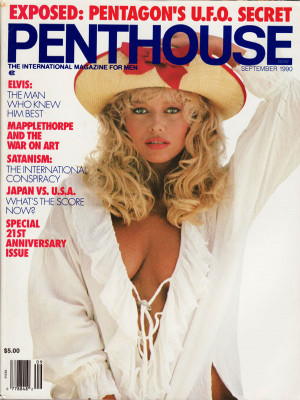 Penthouse Magazine - September 1990
