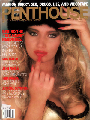 Penthouse Magazine - February 1991