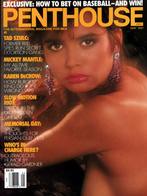 Penthouse Magazine - May 1991