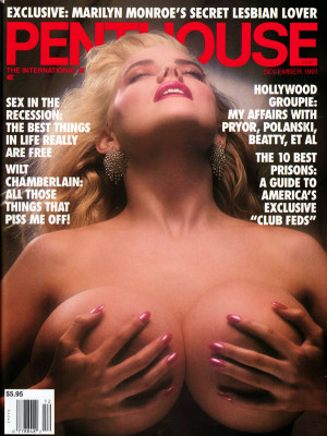 Penthouse Magazine - December 1991