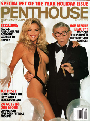 Penthouse Magazine - January 1992