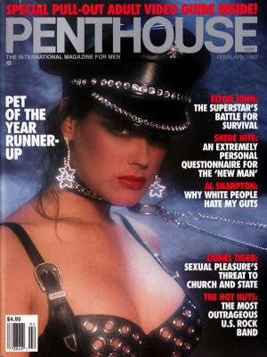 Penthouse Magazine - February 1992