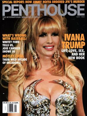 Penthouse Magazine - May 1992