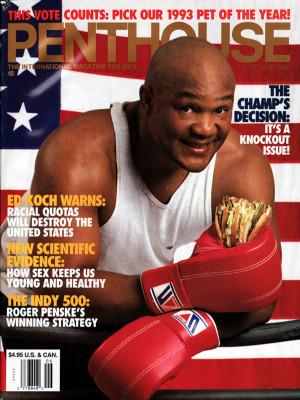 Penthouse Magazine - June 1992