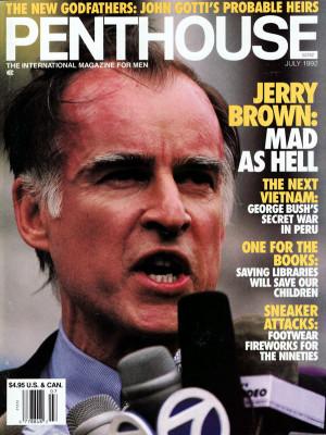 Penthouse Magazine - July 1992
