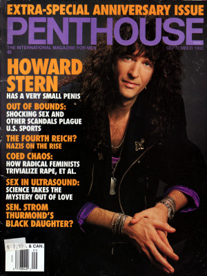 Penthouse Magazine - September 1992