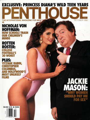 Penthouse Magazine - October 1992