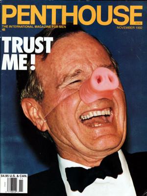 Penthouse Magazine - November 1992