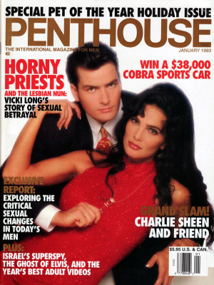 Penthouse Magazine - January 1993