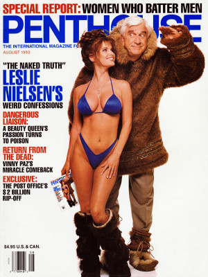 Penthouse Magazine - August 1993