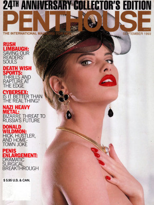 Penthouse Magazine - September 1993