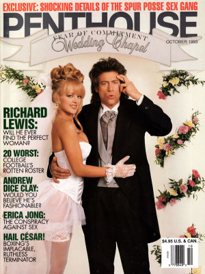Penthouse Magazine - October 1993