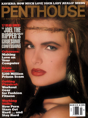 Penthouse Magazine - February 1994