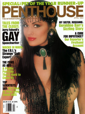 Penthouse Magazine - April 1994