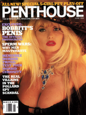 Penthouse Magazine - June 1994