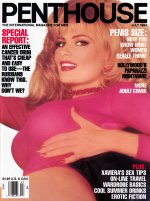 Penthouse Magazine - July 1994