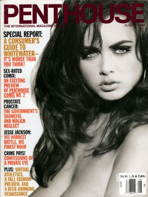 Penthouse Magazine - August 1994