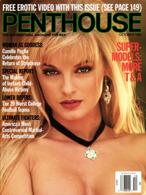 Penthouse Magazine - October 1994
