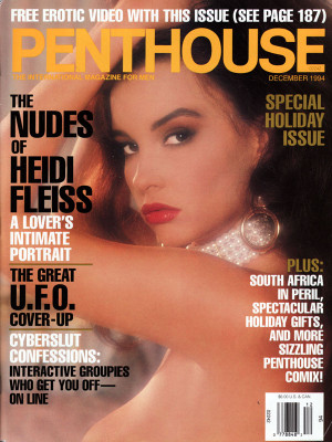 Penthouse Magazine - December 1994