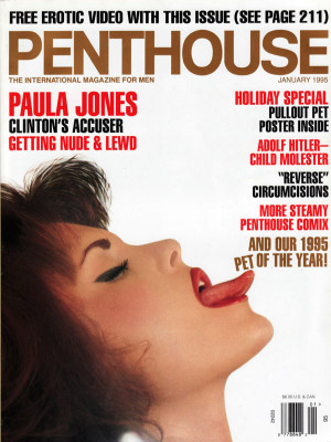 Penthouse Magazine - January 1995
