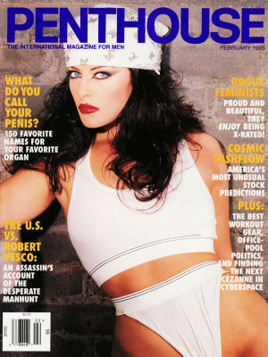 Penthouse Magazine - February 1995