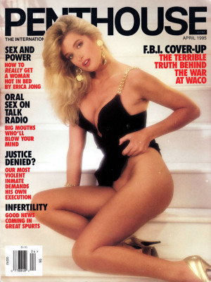 Penthouse Magazine - April 1995