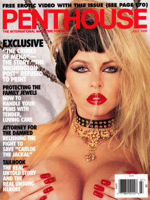 Penthouse Magazine - July 1995