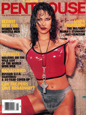 Penthouse Magazine - November 1995