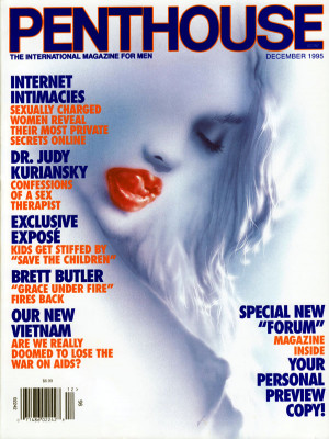 Penthouse Magazine - December 1995