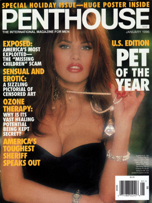 Penthouse Magazine - January 1996