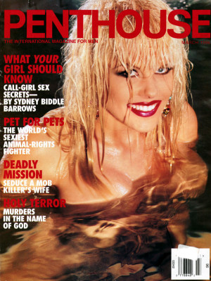 Penthouse Magazine - March 1996