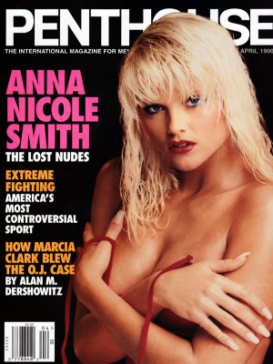 Penthouse Magazine - April 1996