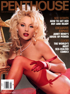 Penthouse Magazine - May 1996