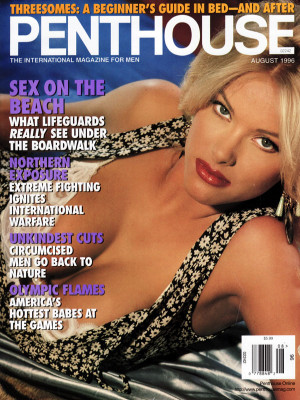Penthouse Magazine - August 1996