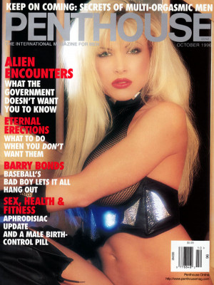 Penthouse Magazine - October 1996