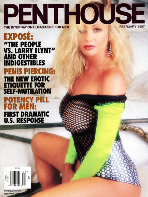 Penthouse Magazine - February 1997