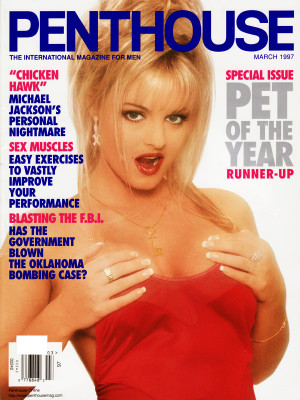 Penthouse Magazine - March 1997