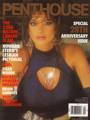 Penthouse Magazine - September 1997